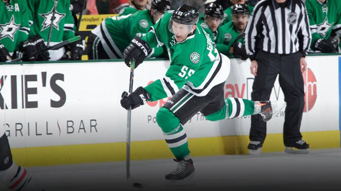 On the 'D'-fence: Familiar path for Stars' Gonchar