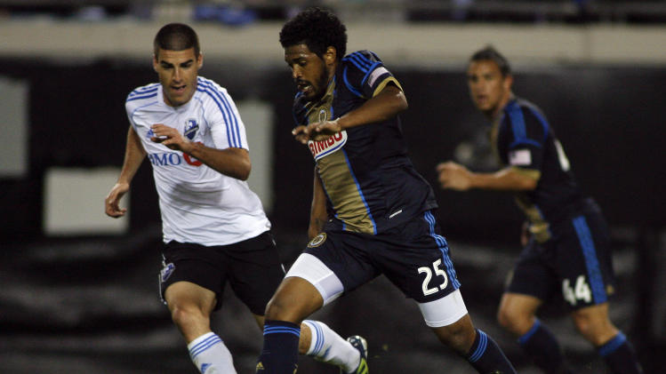 MLS: Preseason-Montreal Impact vs Philadelphia Union