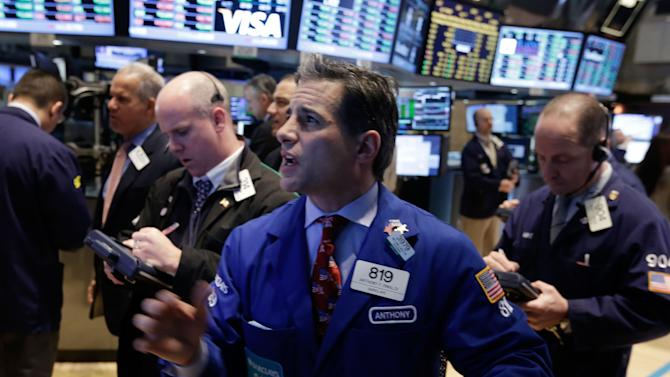 US stocks bounce back a day after big loss