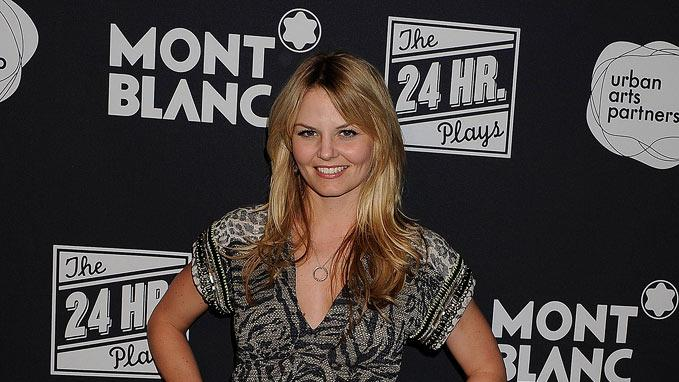 Jennifer Morrison attends the Montblanc presents the west coast debut of the 24 Hour Plays on June 18, 2011 in Santa Monica, California.