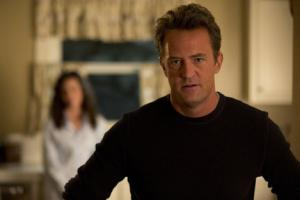 Matthew Perry: The third time's the charm