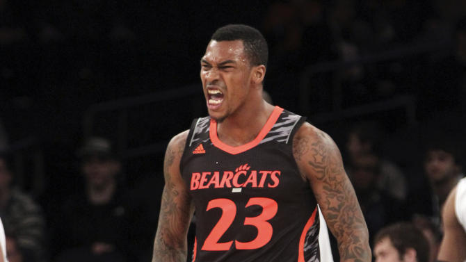 Cincinnati breaks out garish uniforms at Big East