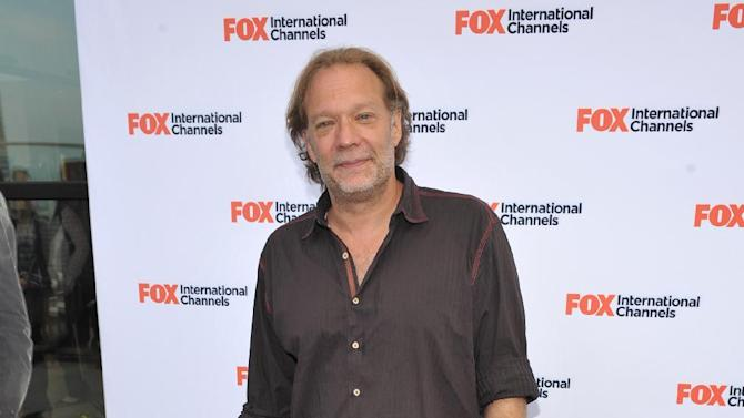 """COMMERCIAL IMAGE -  Gregory Nicotero attends  AMC's """"The Walking Dead"""" Fox Breakfast on Friday July 13, 2012, in San Diego. (Photo by John Shearer/Invision for AMC/AP Images)"""