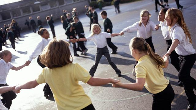More PE in School, New Report Recommends