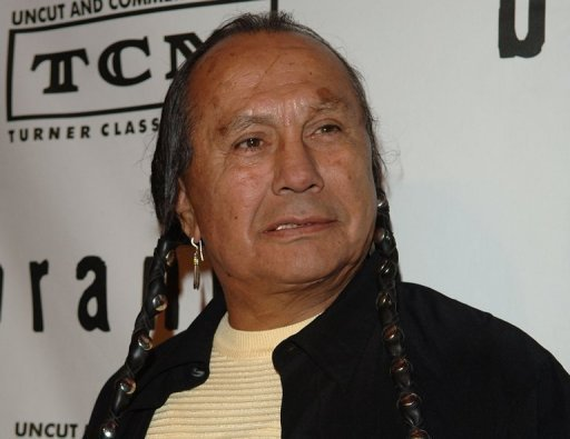 (2007) O ativista sioux Russell Means