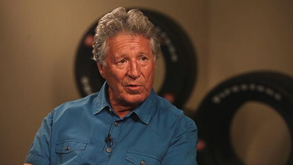 Mario Andretti on the biggest test of his life