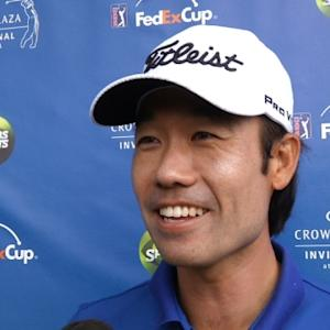 Kevin Na interview after Round 2 of Crowne Plaza