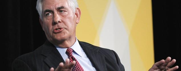 Exxon CEO: Get used to lower oil prices