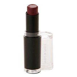Wet N' Wild MegaLast lipstick in Cherry Bomb