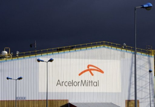 &lt;p&gt;The ArcelorMittal steel plant in Florange eastern France December 10, 2012. Top world steelmaker ArcelorMittal said Friday it was taking a roughly $4.3-billion (3.25-billion-euro) charge to reflect the fallen value of its European operations due to weaker demand in the region.&lt;/p&gt;