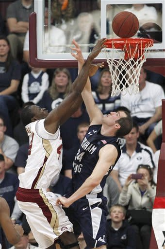 BYU hands Santa Clara 15th straight loss, 82-67