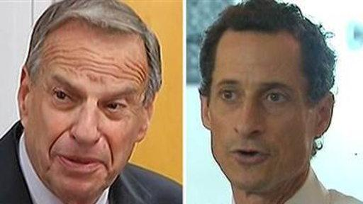Weiner, Filner: Politicians Fighting for Support