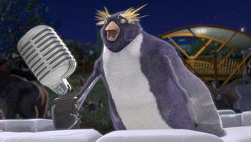 Penguin in Walt Disney Pictures' The Wild