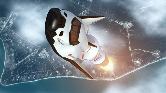 NASA Chief Urges Congress to Fund Private Astronaut Taxis
