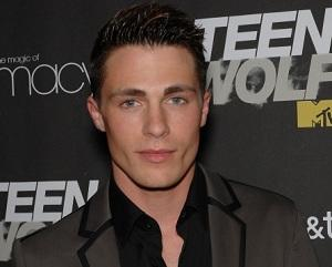 Arrow Adds Teen Wolf Alum Colton Haynes