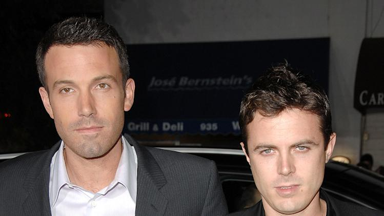 Ben Affleck and Casey Affleck