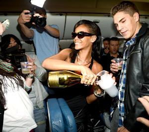 Rihanna Parties With Us Weekly on Her Plane for Wild 777 Tour!