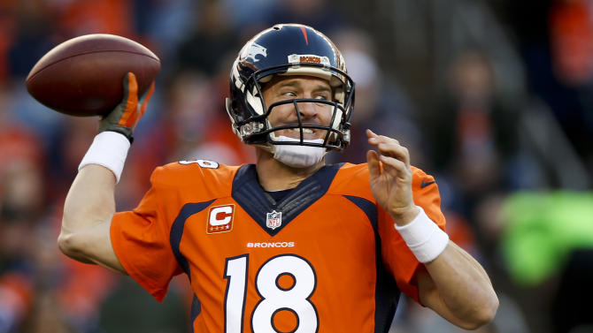 Peyton Manning has some unfinished business