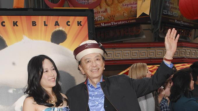 Kung Fu Panda 2 Premiere 2011 James Hong