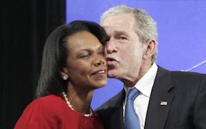 Proof Romney Won't Pick Condoleezza Rice for VP