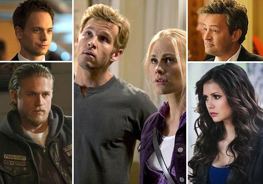 Ask Ausiello: Spoilers on True Blood, Vampire Diaries, Sons of Anarchy, NCIS, Suits and More!