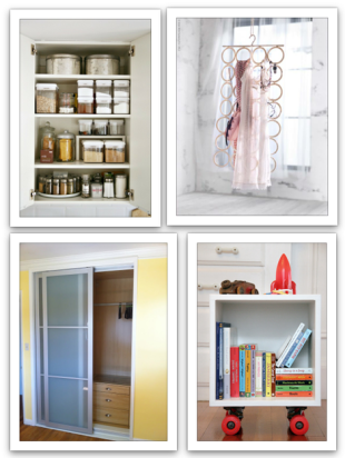 6 new ways to organize and more on Babble!