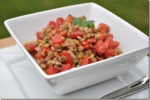 Recipe: Spicy Lentil Salad