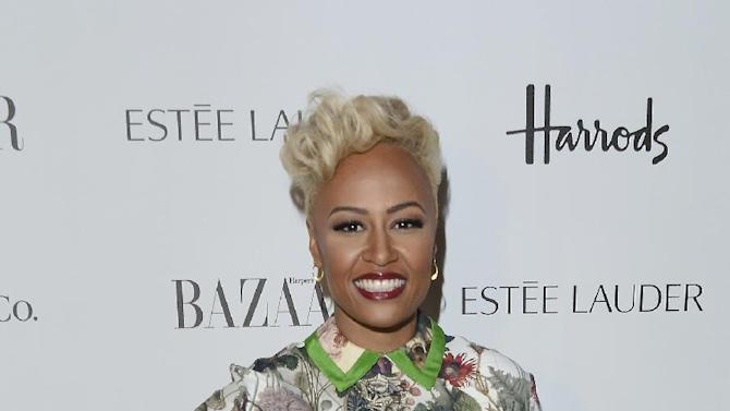 IMAGE DISTRIBUTED FOR HARPER'S BAZAAR - Emilie Sande is seen at the Harper's Bazaar Woman of the Year Awards 2012 in association with Estée Lauder, Harrods and Tiffany & Co. at Claridge's Hotel on Wednesday, Oct. 31, 2012 in London. (Photo by Jon Furniss/Invision for Harper's Bazaar)