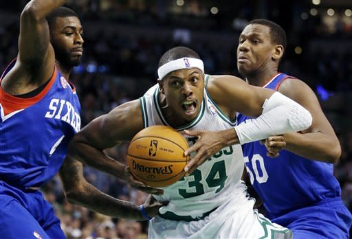Turner, Holiday lead 76ers over Celtics, 106-100