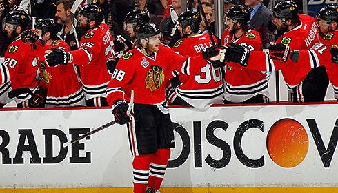 2013 Stanley Cup Final: Chicago Blackhawks star Patrick Kane