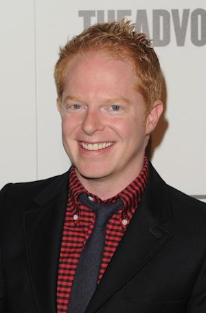 Jesse Tyler Ferguson arrives at The Advocate 45th Presented by Lexus held at The Beverly Hilton Hotel on March 29, 2012 -- Getty Images