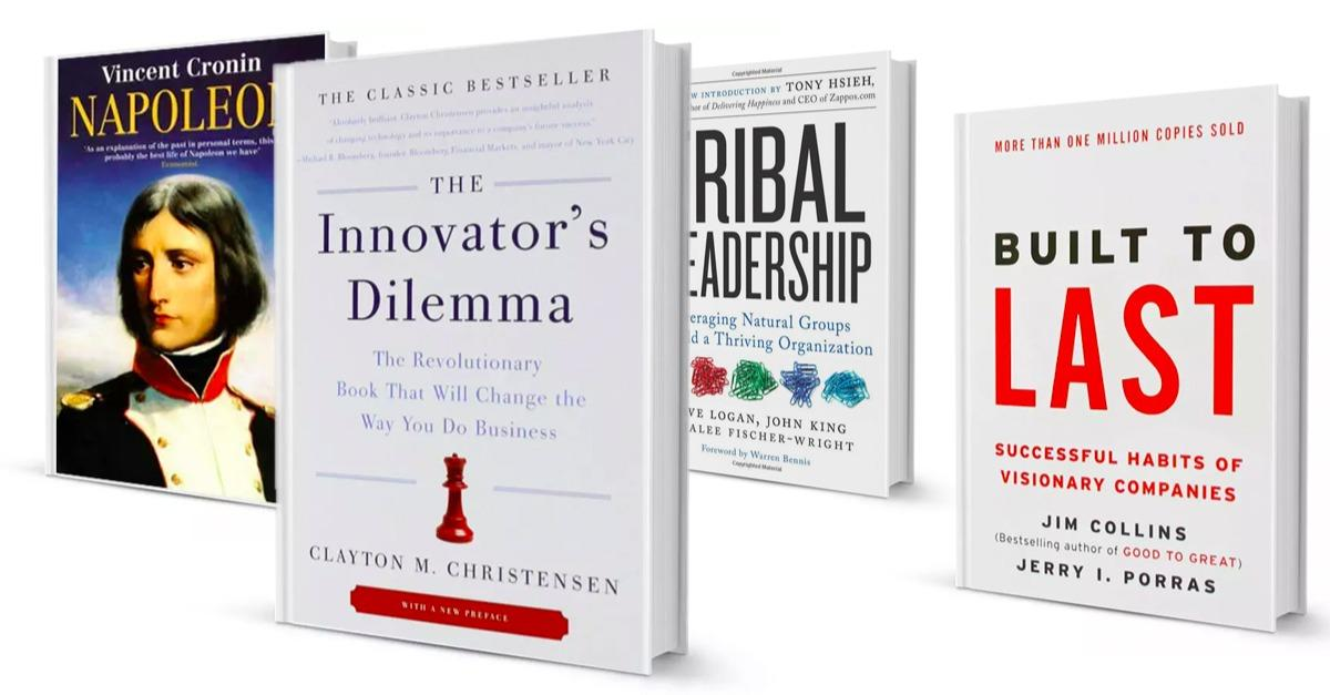 What Are The Top CEOs Reading?
