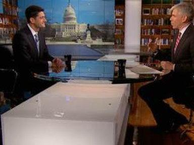 Paul Ryan Talks Economics, Immigration