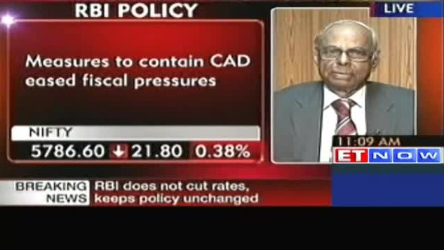 RBI Has Taken A Very Cautious Stand Rangarajan