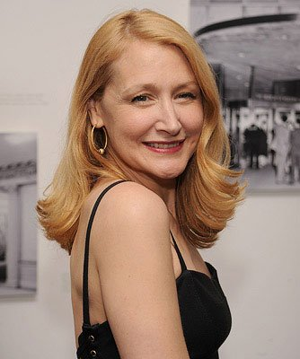 Patricia Clarkson at the New York City premiere of Overture Films' The Visitor  04/01/2008 Photo: Dimitrios Kambouris, WireImage.com