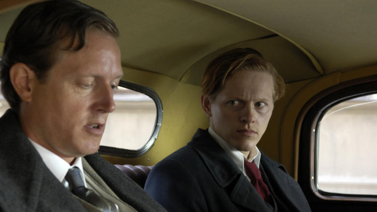 Peter Mygind Thure Lindhardt Flame & Citron Production Stills IFC Films 2009
