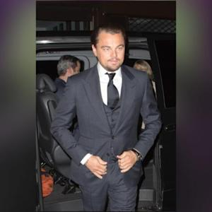 Leonardo DiCaprio Celebrates Birthday With One Special Girl