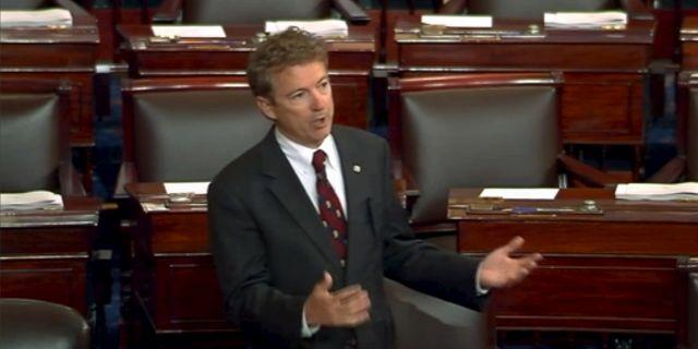 How did Rand Paul's stand weigh on the Patriot Act?