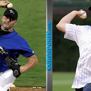 Roger Clemens is taking over Hollywood