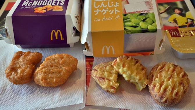Meat Scandal Putting Fish Filet and Tofu Nuggets on McDonald's Menu