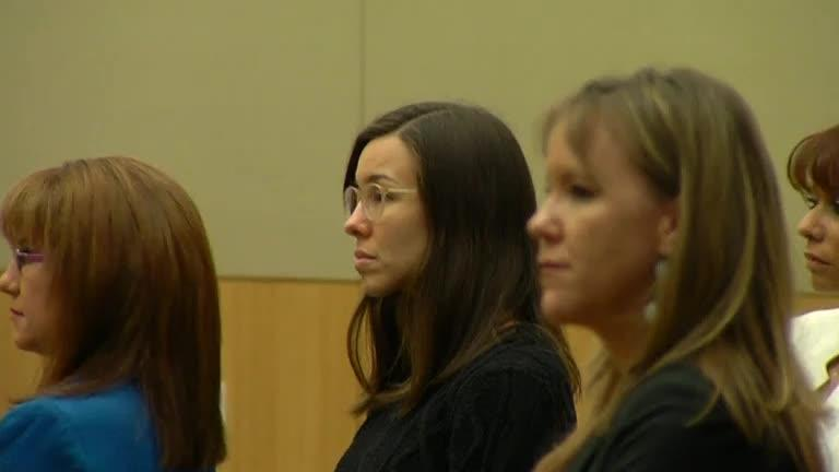 Jodi Arias won't be sentenced to death after jury deadlocks