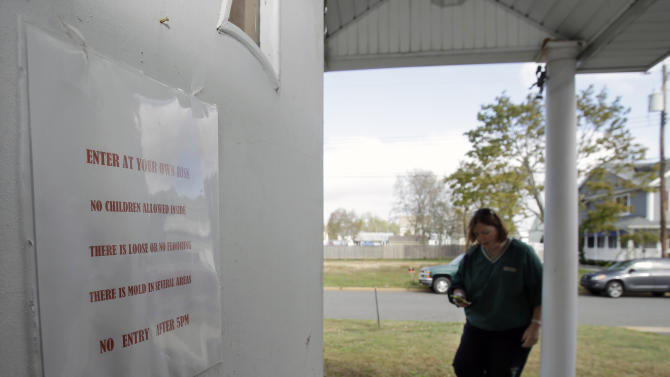 For some Sandy victims, insurance falls short
