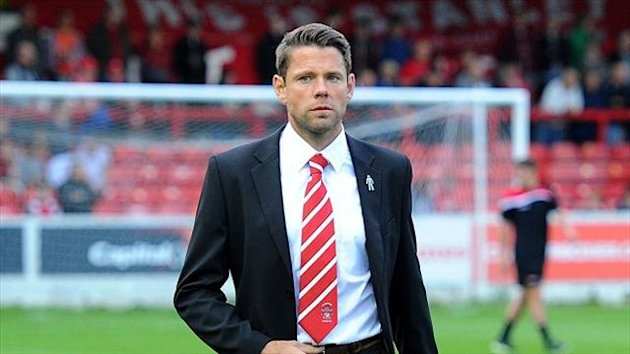 James Beattie is confident he can turn around Accrington's fortunes