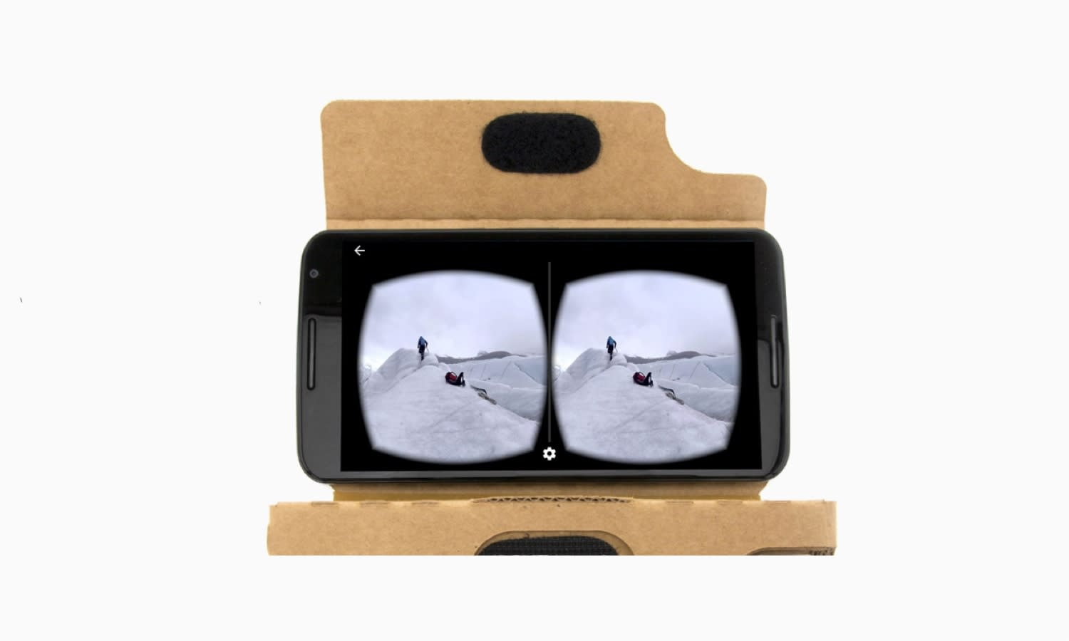 Google Reportedly Working on Self-Contained VR System