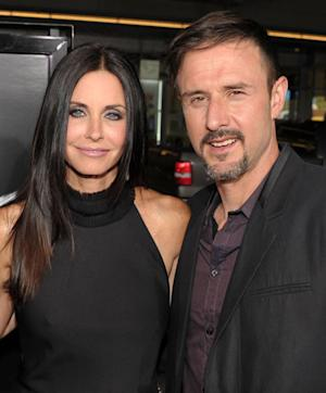 "Courteney Cox: I ""Love"" David Arquette But We're Better as Friends"