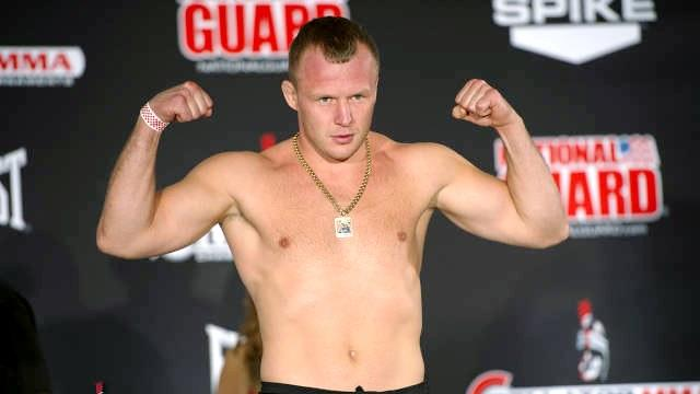 Alexander Shlemenko Suspended After Failing Bellator 133 Drug Test