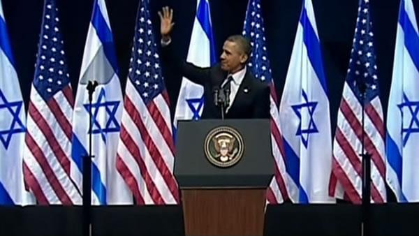 Obama criticizes Israel on Palestinian treatment