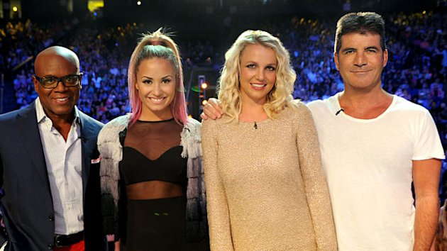 &#39;X Factor&#39; Mentors Meet Their Talent