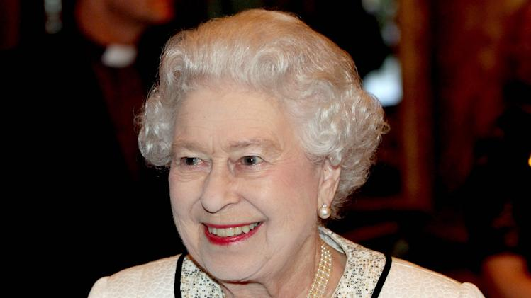Queen Elizabeth II Honours Jubilee Stars At Buckingham Palace