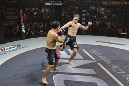 Zorobabel Moreira vs. Kotetsu Boku for Inaugural ONE FC Lightweight Title